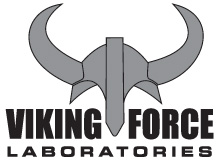 Viking Force Retina Logo